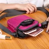 """Women Men Light Sports Shoulder Bags Crossbody Bags Outdoor Running Waist Bags 6.44"""" Phone Bags"""