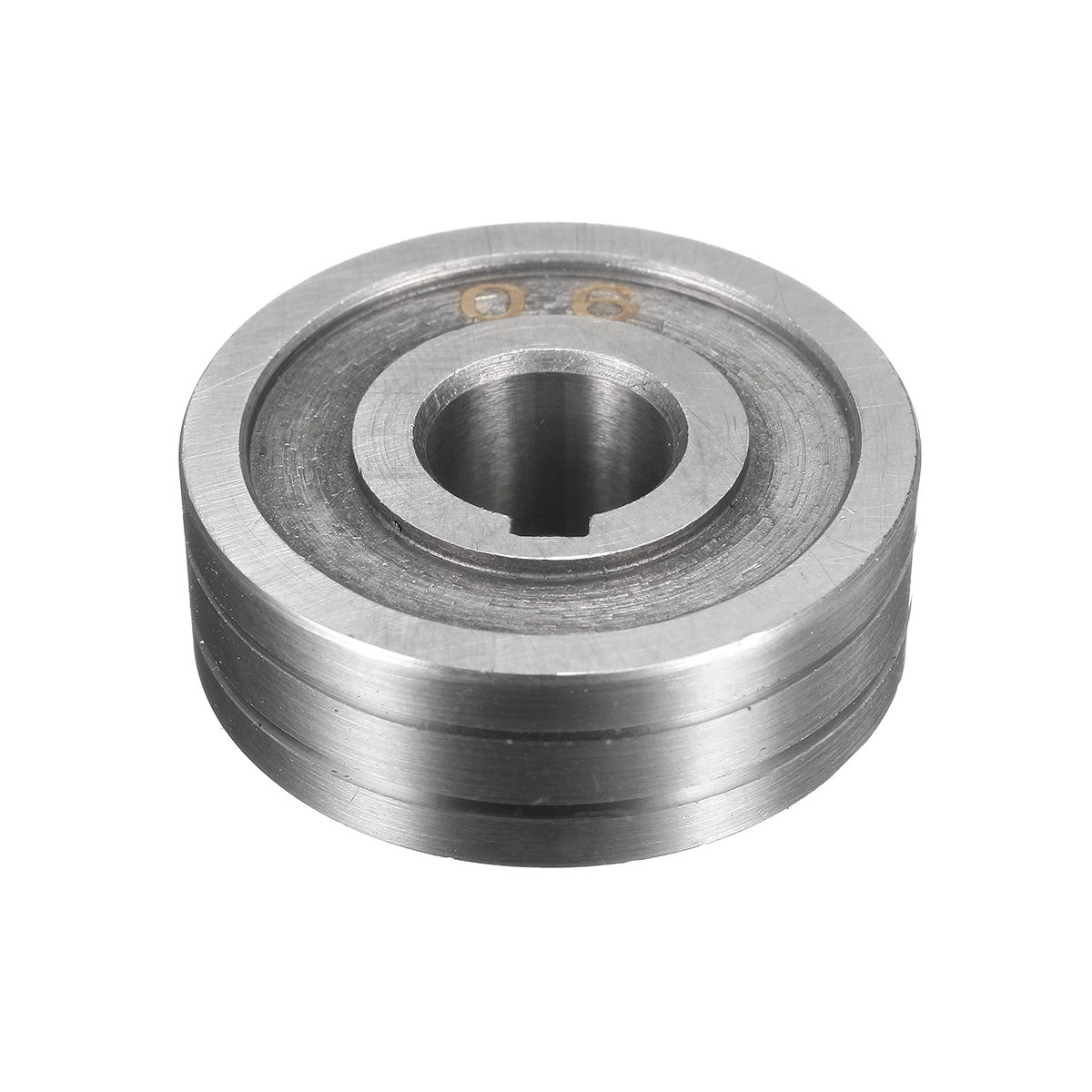 Welder Wire Feed Drive Roller Roll Parts 0.8 0.6 Kunrled-Groove ...