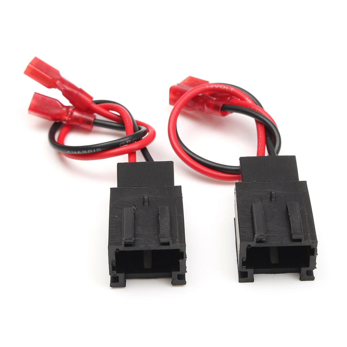 Peugeot 206 & Citroen Speaker Adaptor Lead Loom Connectors PC2-821 ...