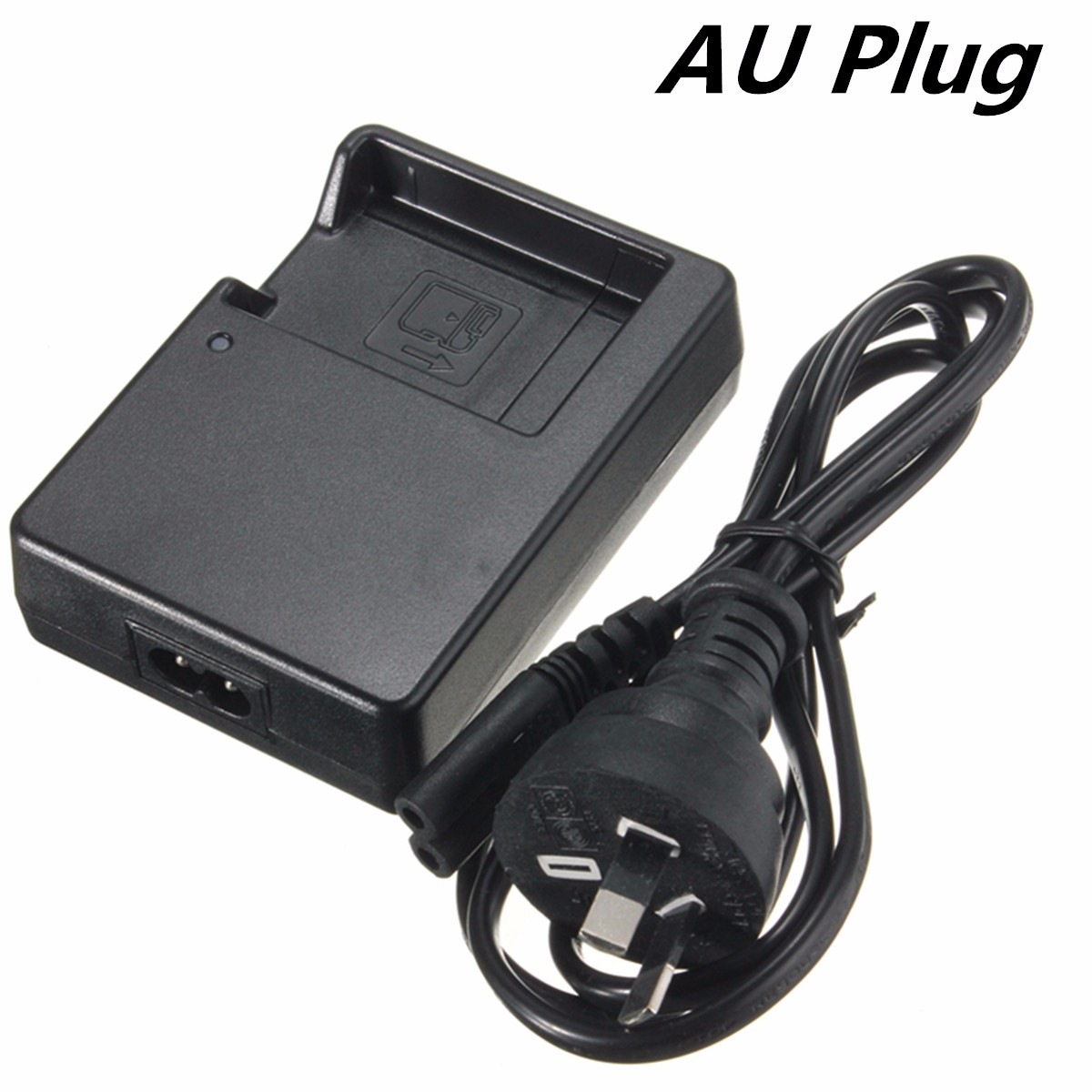 Mains Camera Wall Battery Charger Mh 24 For Nikon D3100