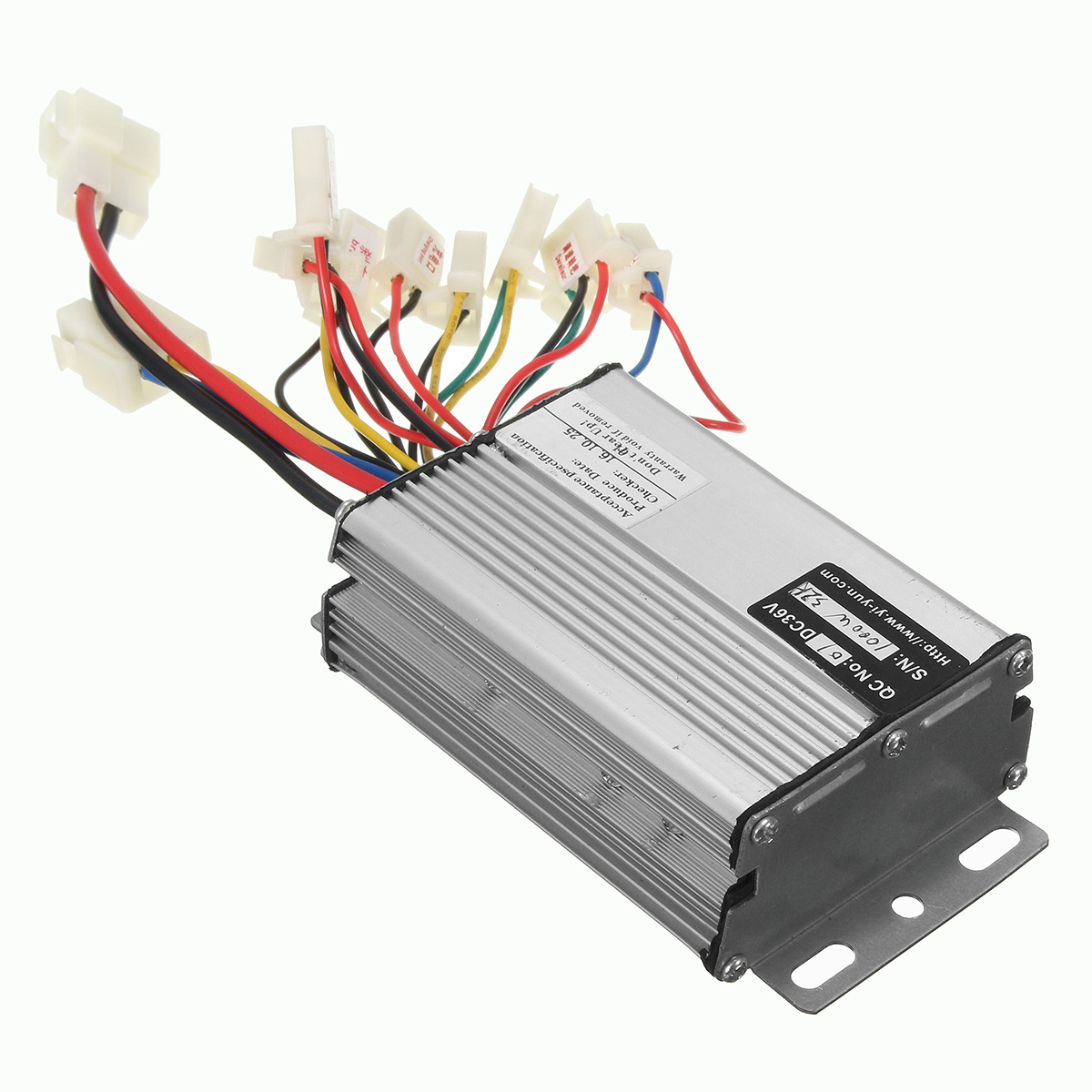 36v 1000w Electric Scooter Motor Brush Speed Controller