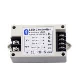 LED Bluetooth Controller Dimmer By Android/IOS Smartphone APP For RGB Strip Light Lighting DC12V/24V