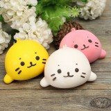 6cm Squishy Simulation Cat Slow Rising Squishy Fun Toys Decoration