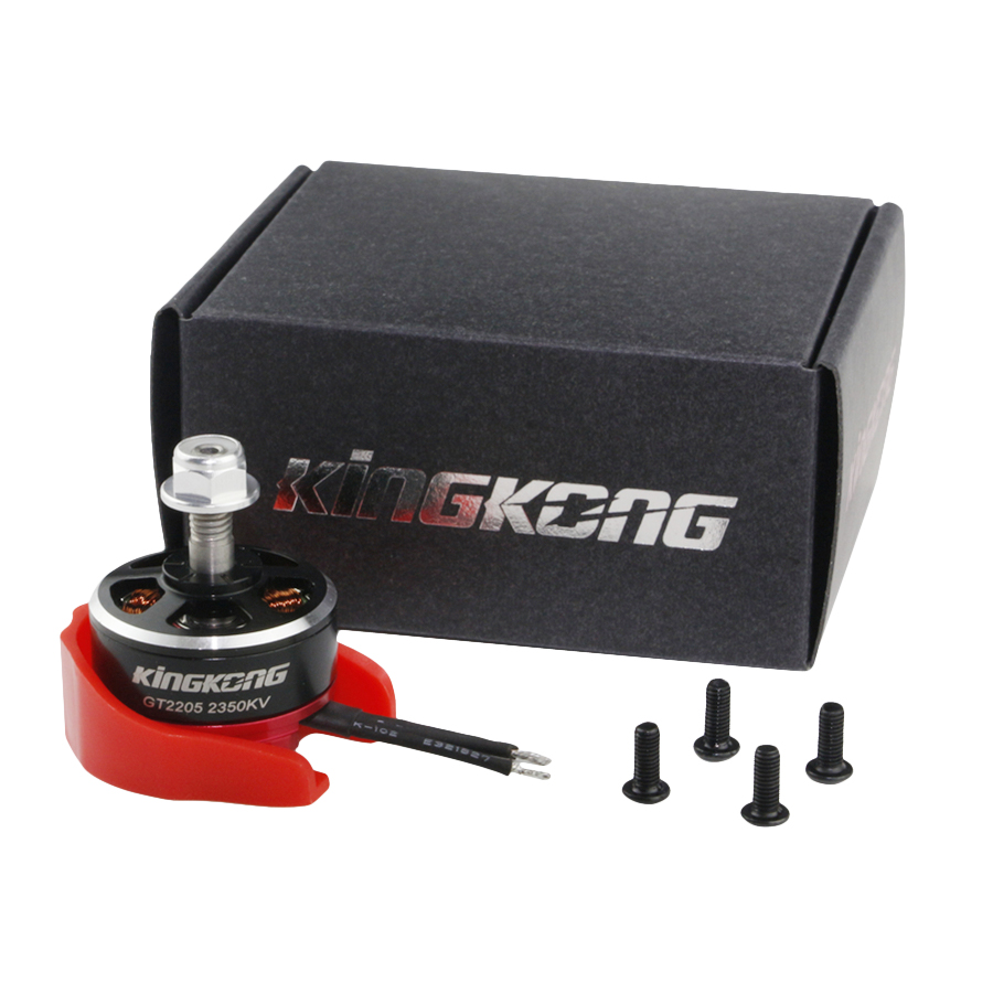 Kingkong 2205 Gt2205 2350kv 2 4s Brushless Motor With