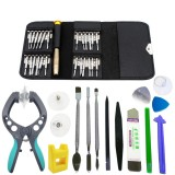 38 in 1 Screen Opening Repair Tools Screwdriver Plier Pry Disassemble Tools set Kit for iPhone Samsung