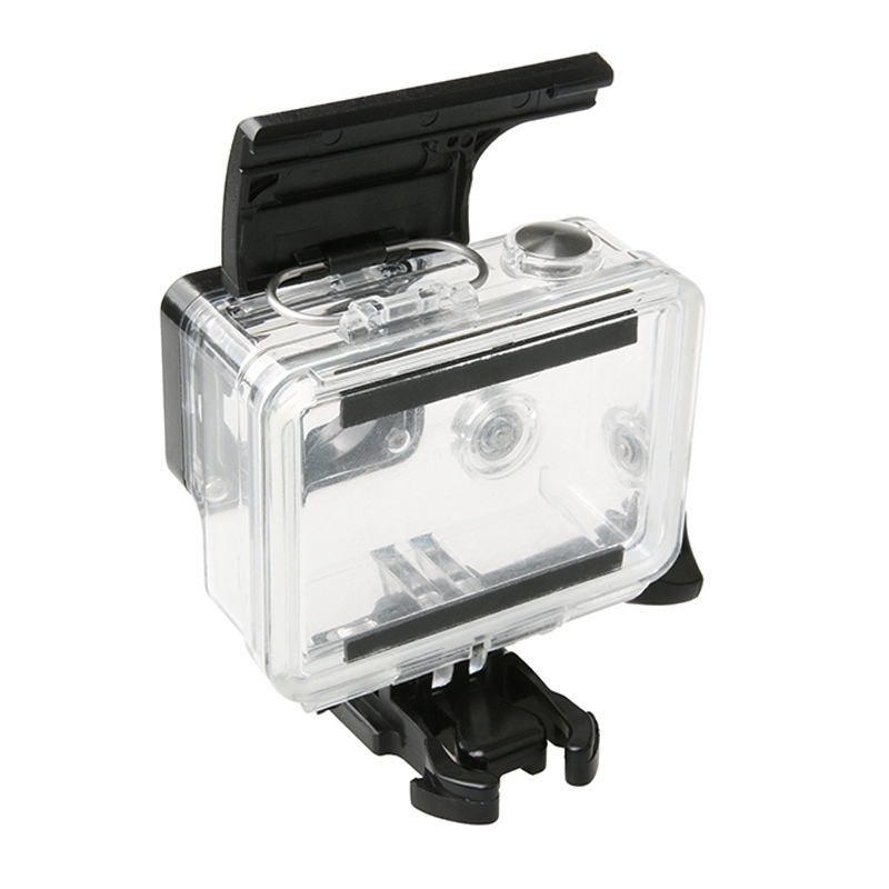 For Gopro Hero4 3 Sports Action Camera Waterproof