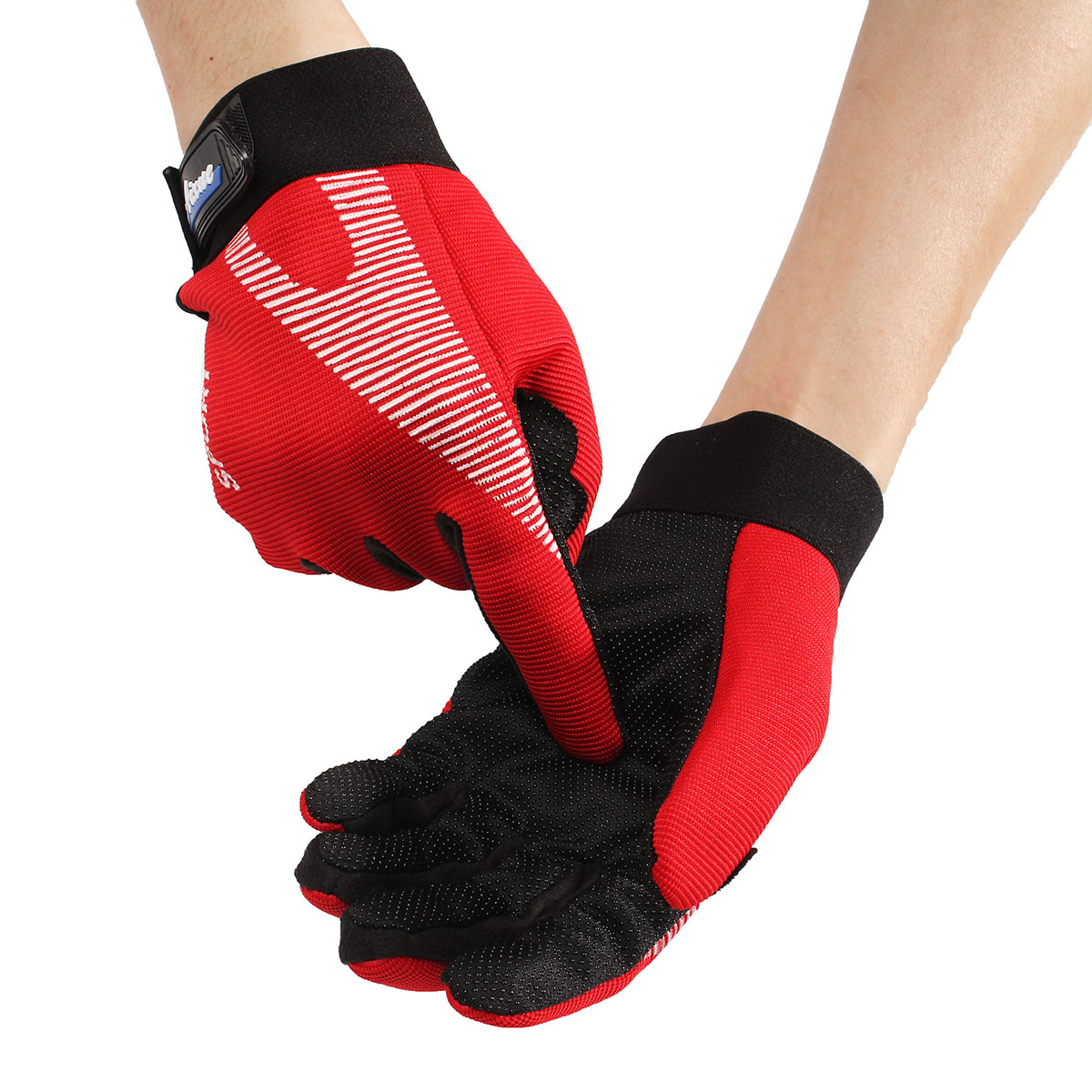 Lill Sport Gloves Canada: Motorcycle Windproof Full Finger Gloves Mountain Racing