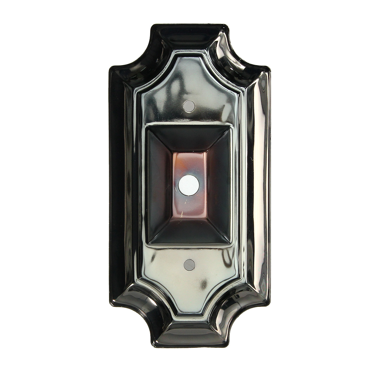 Retro Vintage Rectangle Style Sconce Wall Lamp Light Base ... on Wall Sconce Replacement Parts id=95740