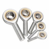 M5-M12 Male Joint Right Thread Rod End Joint Bearing Bronze Liner Performance Rod End