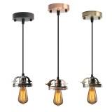 Antique Industrial Vintage Ceiling Pendant Light Lamp Bulb Chandelier Fixture For Indoor Lighting
