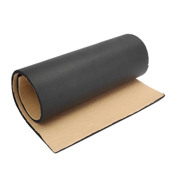 6pcs 30cmx50cm sound proofing deadening cotton cell foam for car home office. Black Bedroom Furniture Sets. Home Design Ideas