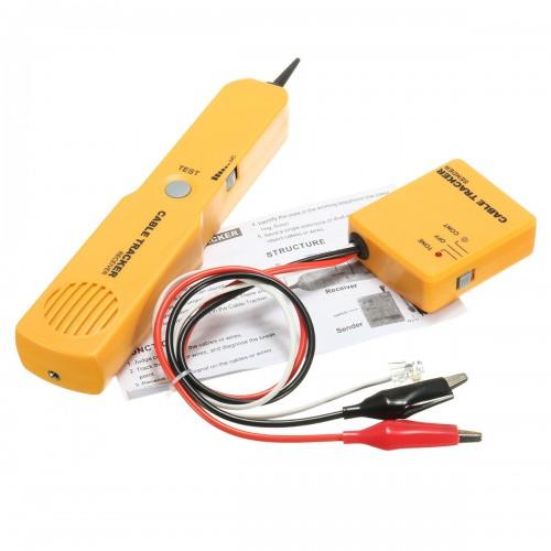 Telephone Line Finder RJ11 Wire Tracker Network Break Short Circuit Tester