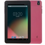 Android 4.0 Tablet PC 8GB, 9.0 inch Screen AllWinner A33 Quad Core up to 1.2GHz, RAM: 1GB, WiFi (Pink)