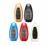 3 Buttons Remote Key Shell Case Fob Cover for Ford Fiesta Focus Mondeo Kuga