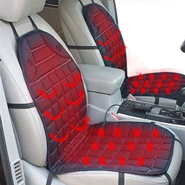 12V 36W-45W Winter Car Seat Heated Cushion Temperature