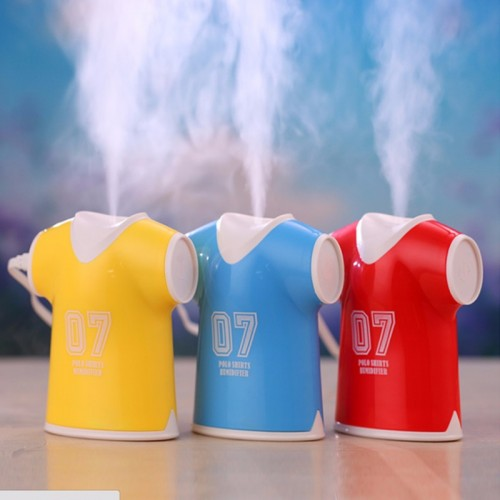 Portable USB Mini Number 07 Humidifier Air Diffuser Fresher Mist Maker