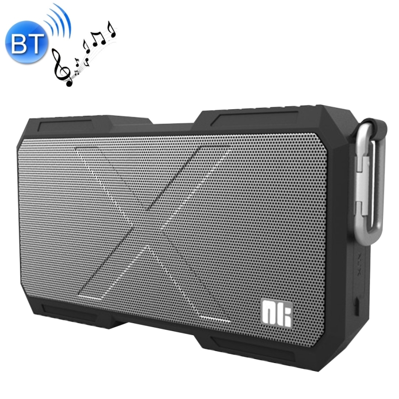 nillkin x man portable outdoor sports waterproof bluetooth speaker stereo wireless sound box. Black Bedroom Furniture Sets. Home Design Ideas