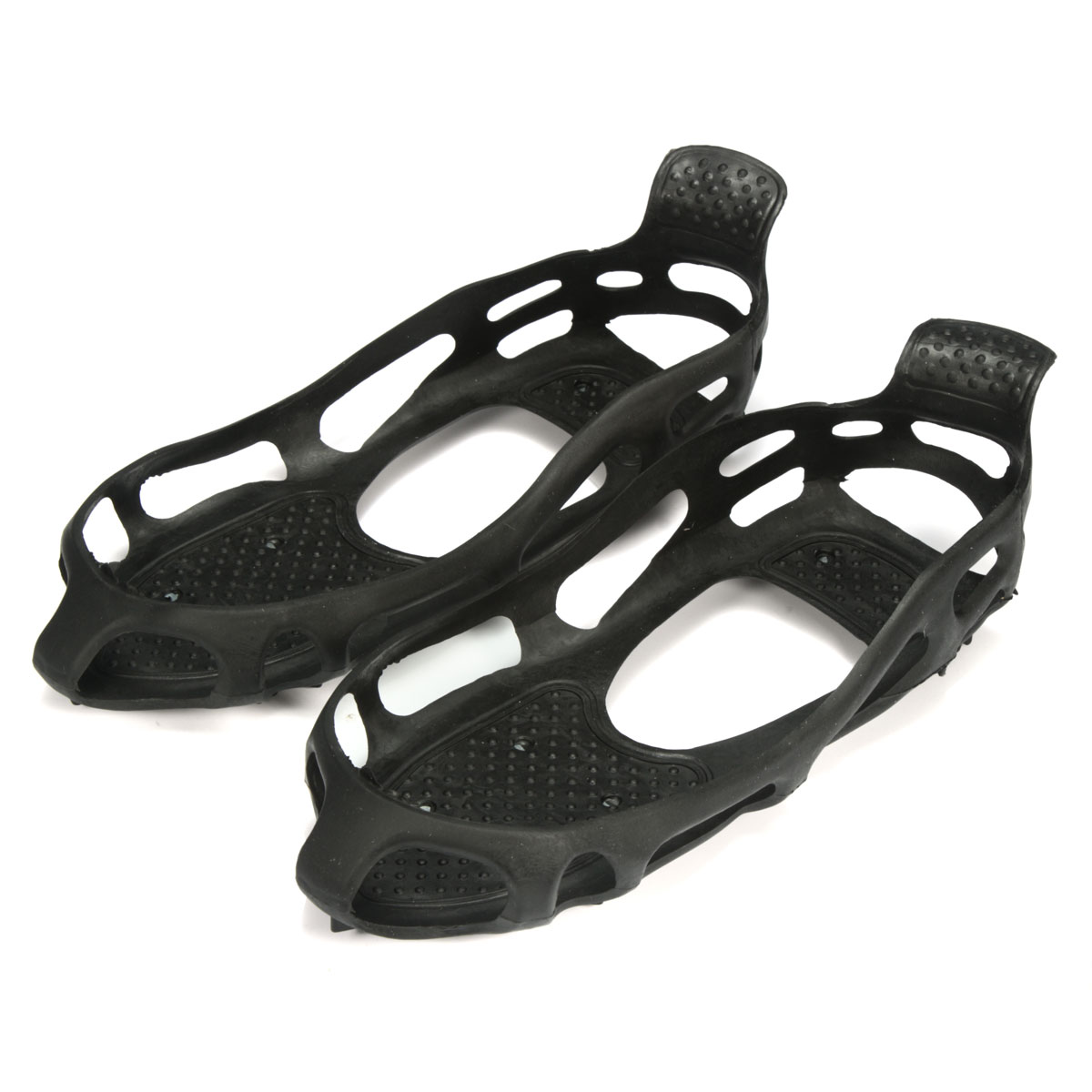 Anti Slip Shoe Boot Grips  Snow Gripper Ice Cleats Spikes Non Slip Crampons x!