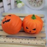 7CM Squishy Simulation Random Super Slow Rising Smile Pumpkin Squishy Fun Toys Decoration