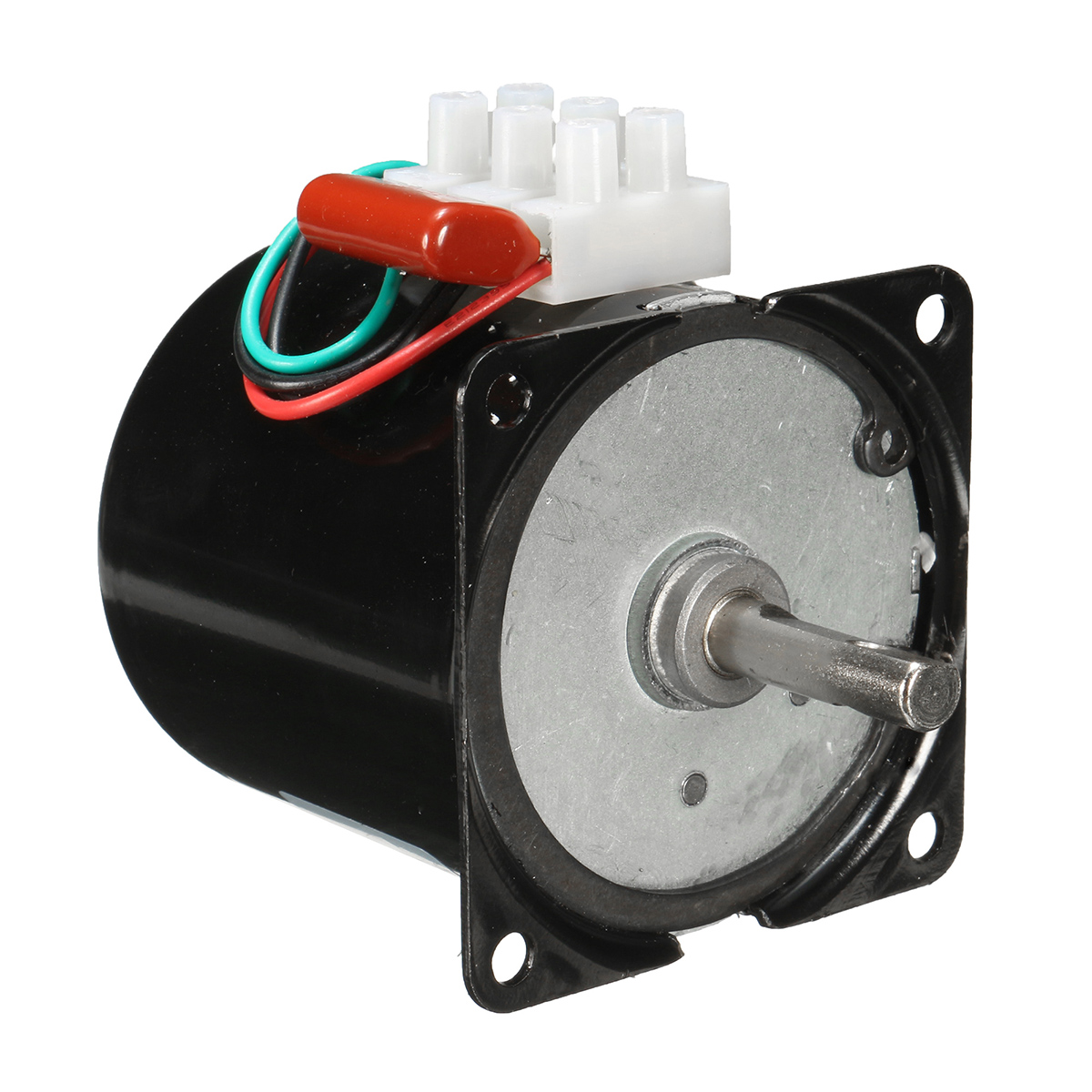 Ac 220v 2 5rpm high torque gear box electric synchronous for 7 rpm gear motor