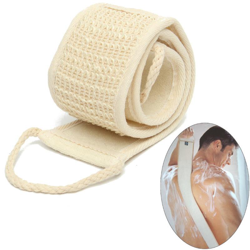 1pc Massage Bath Loofah Accelerate Metabolism Exfoliating