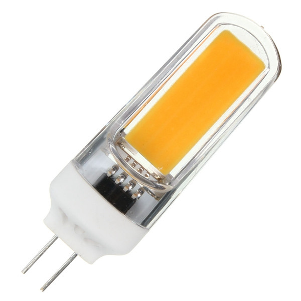 3w g4 cob led cool warm white non dimmable bulb lamp 220v. Black Bedroom Furniture Sets. Home Design Ideas