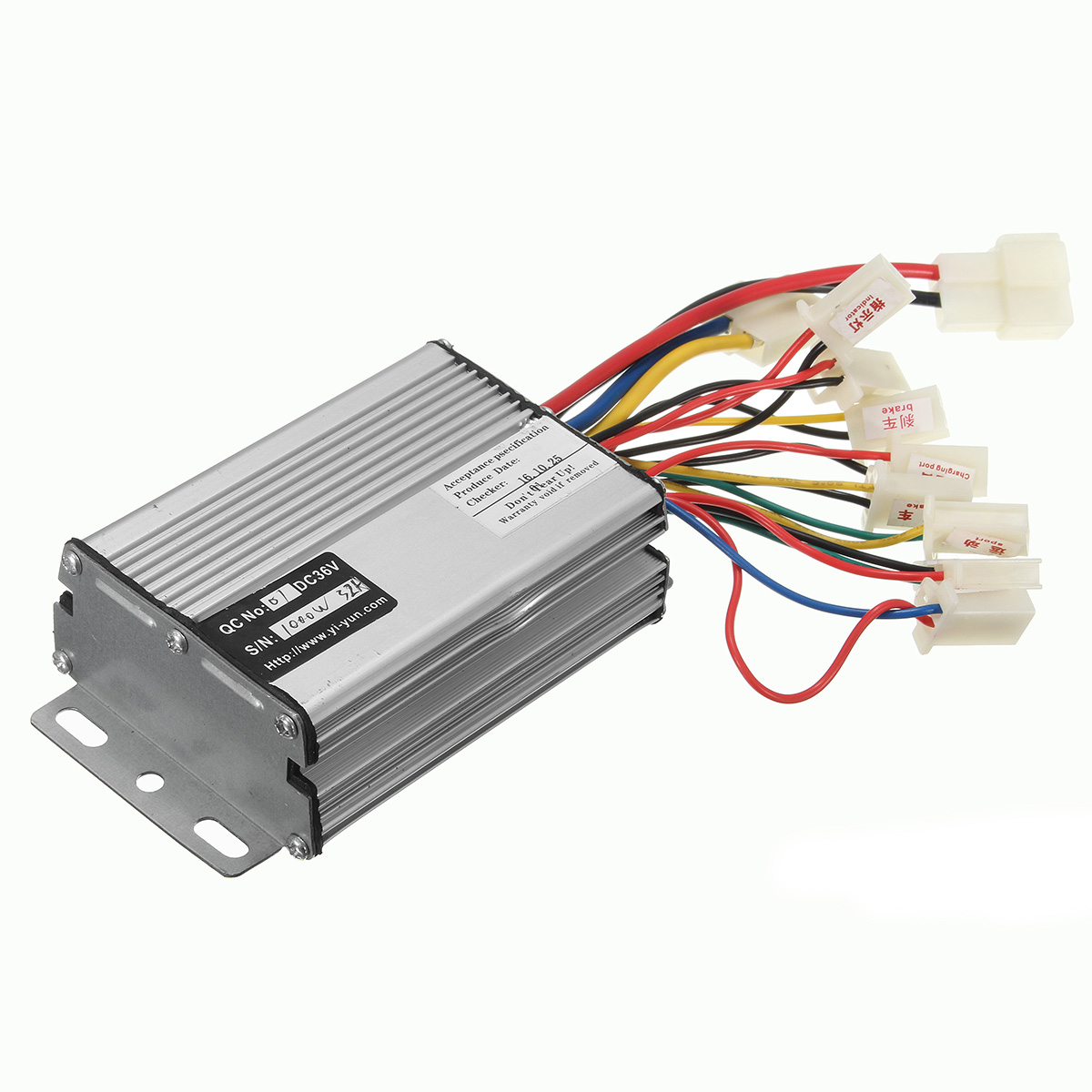 36v 1000w electric scooter motor brush speed controller for Speed control for electric motor