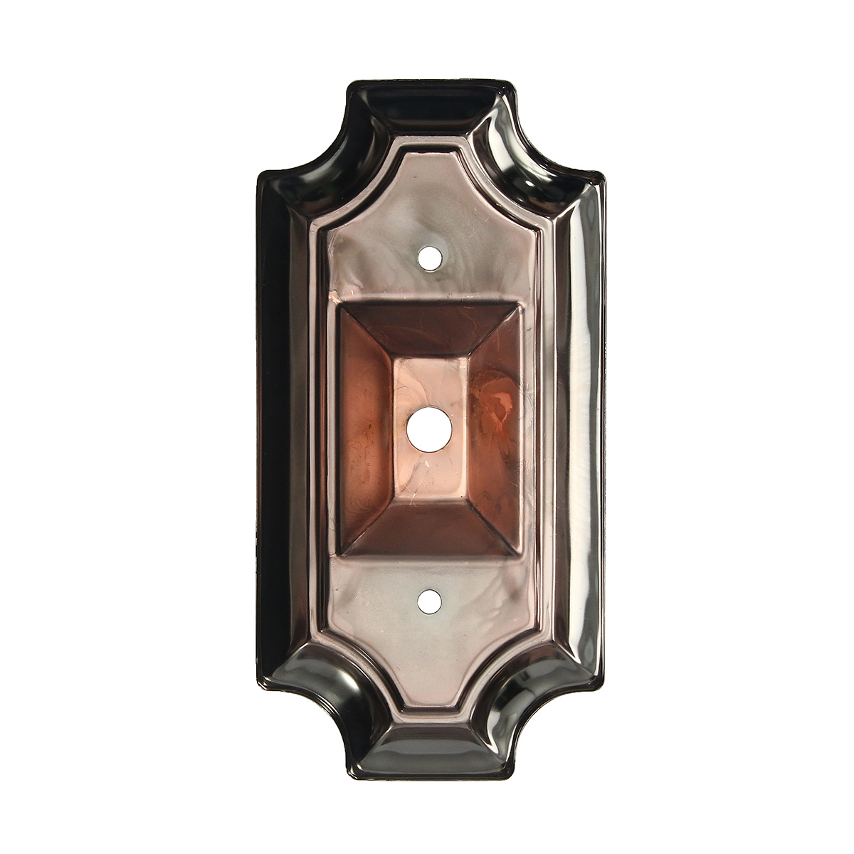 Wall Light Spare Parts : Retro Vintage Rectangle Style Sconce Wall Lamp Light Base Part Replacement Mount Fixture Alex NLD