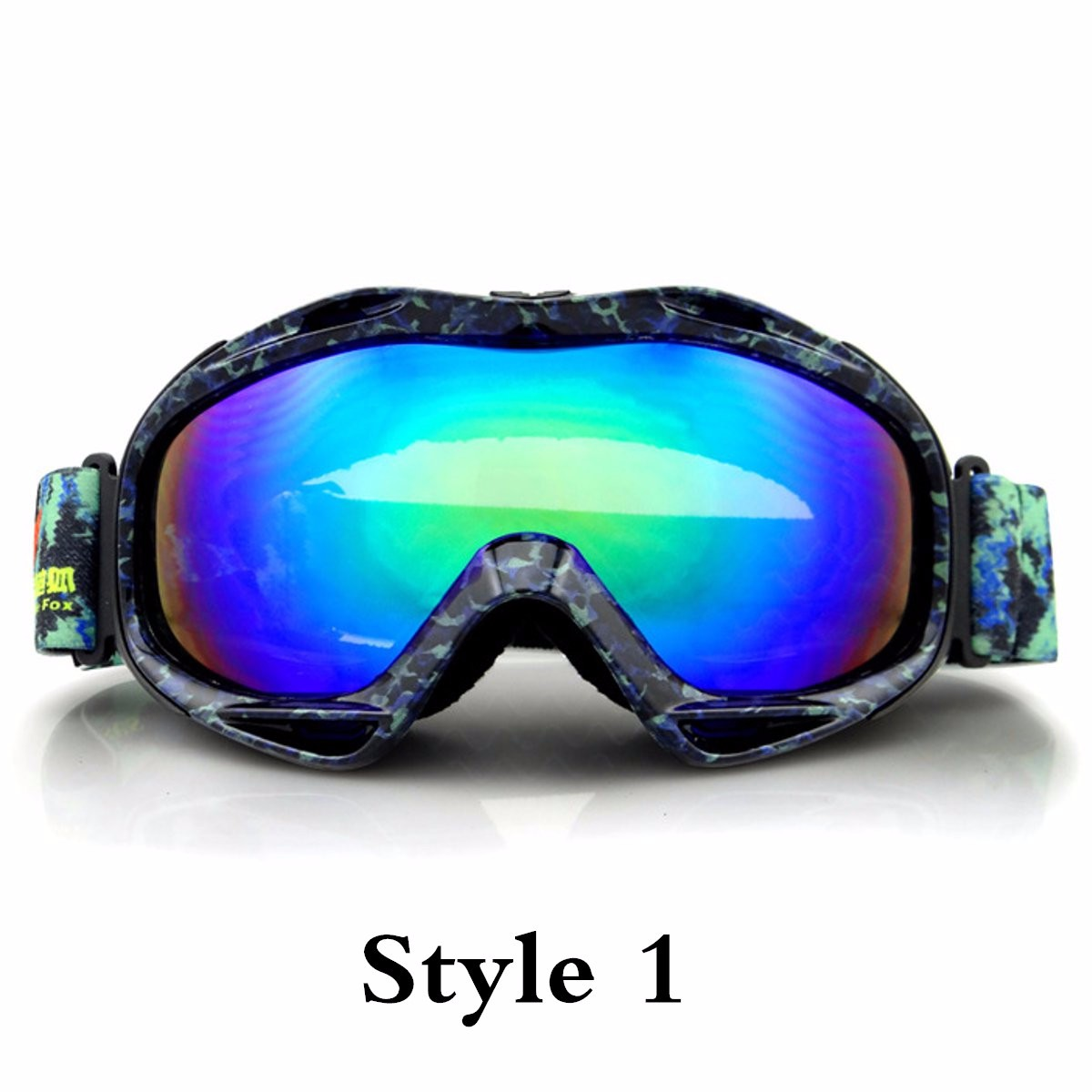 Sports Ski Goggles Motorcycle UV400 Windproof Glasses