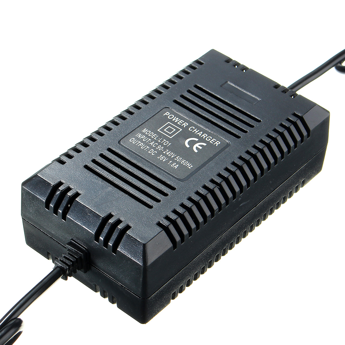 Dc 36v 1 6a 1 8a Amp Battery Charger With Plug For
