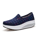 Women Rocker Sole Shoes Sport Running Casual Athletic Outdoor Shoes