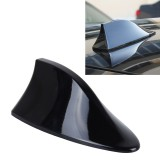 Universal Car Antenna Aerial Shark Fin Radio Signal For Auto SUV Truck Van (Black)