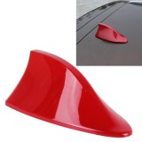 Universal Car Antenna Aerial Shark Fin Radio Signal For Auto SUV Truck Van (Red)