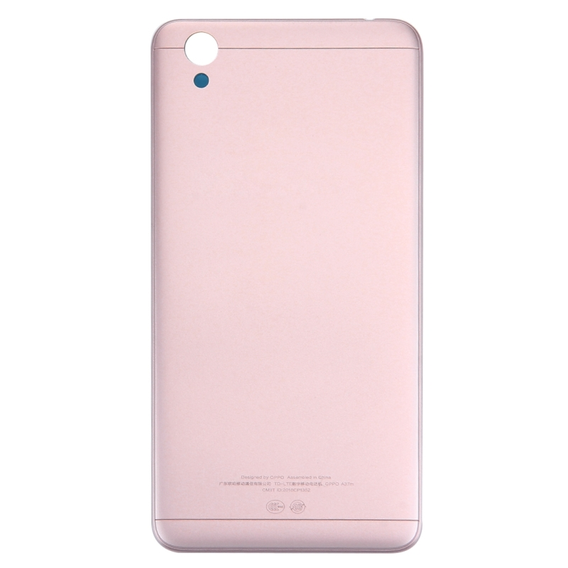 pretty nice f2c7f e095a Replacement for OPPO A37 Battery Back Cover (Rose Gold)