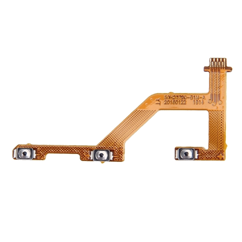 Replacement for HTC 10 / One M10 Power Button Flex Cable