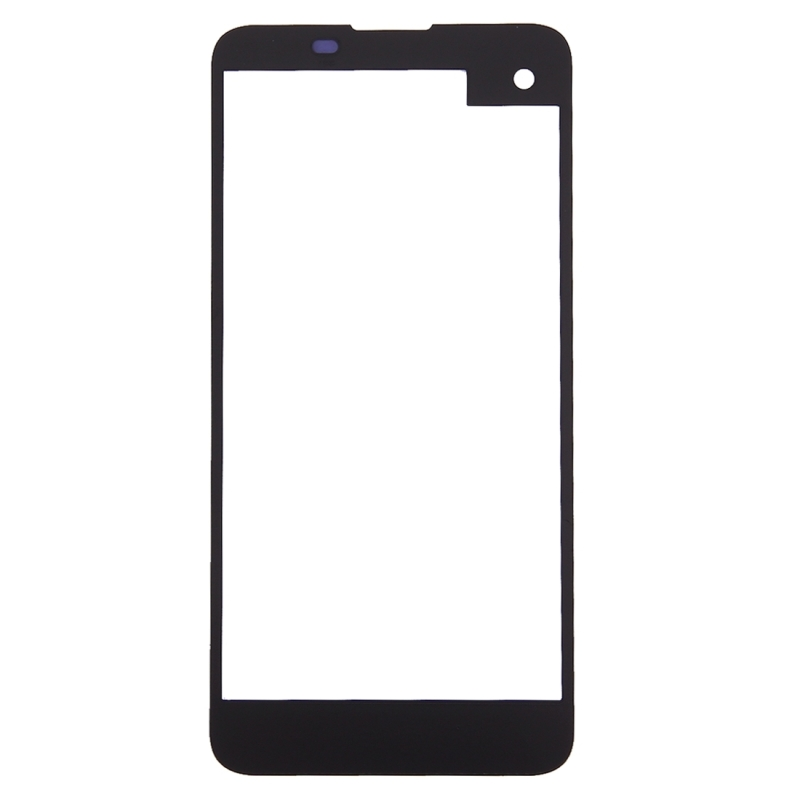 Replacement For Lg X Screen K500 K500n Front Screen Outer Glass Lens Black on new lg phone t mobile