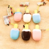 Squishy Popsicle Ice Lolly Ice Cream Slow Rising 6x3x1.7cm Cute Phone Bag Strap Pendent Gift Toy