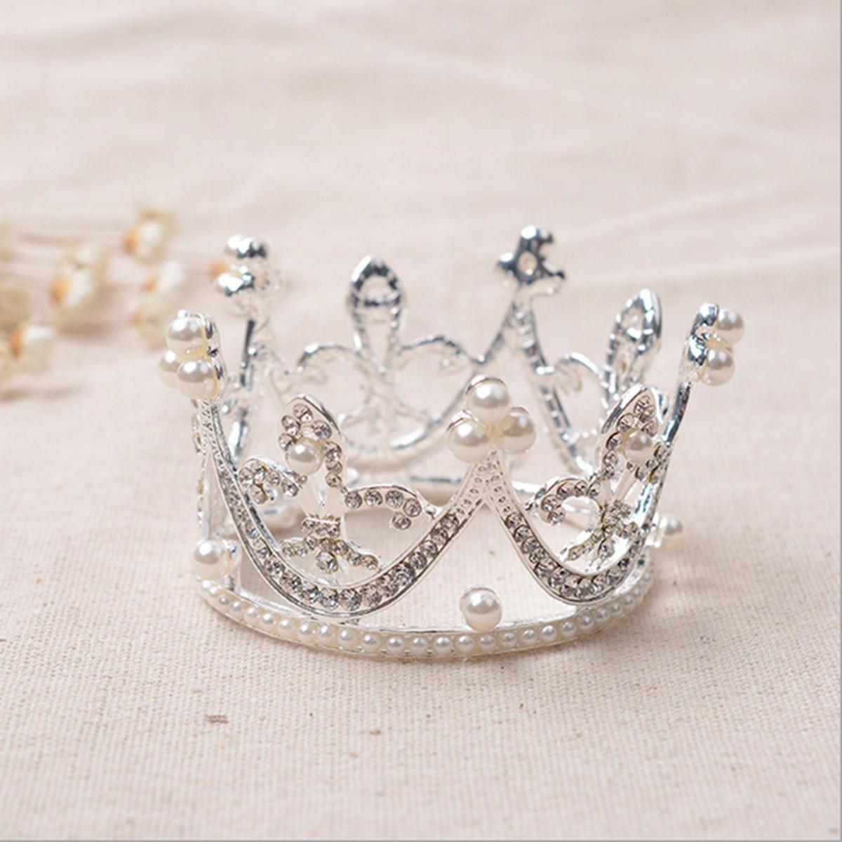 bride diamond pearl princess queen crystal rhinestone