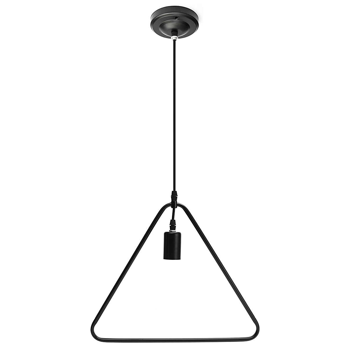 E27 Geometric Hanging Light Industrial Ceiling Pendant Lamp ...