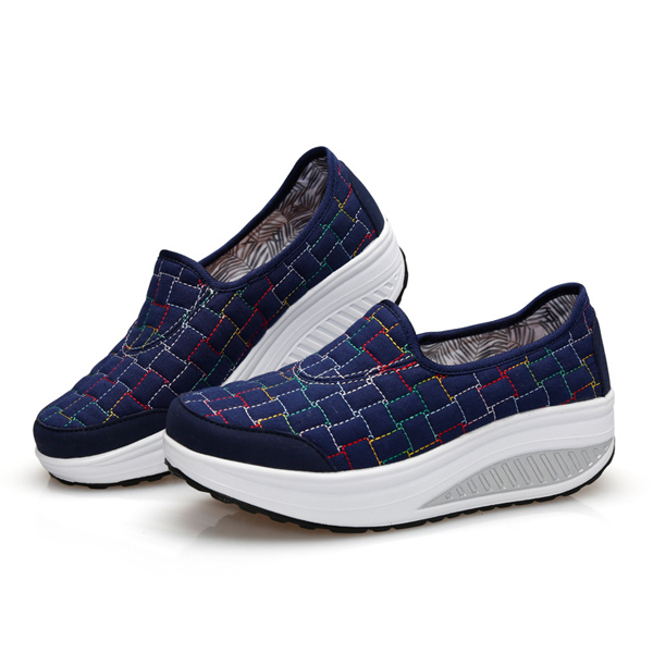 rocker sole shoes sport running casual athletic