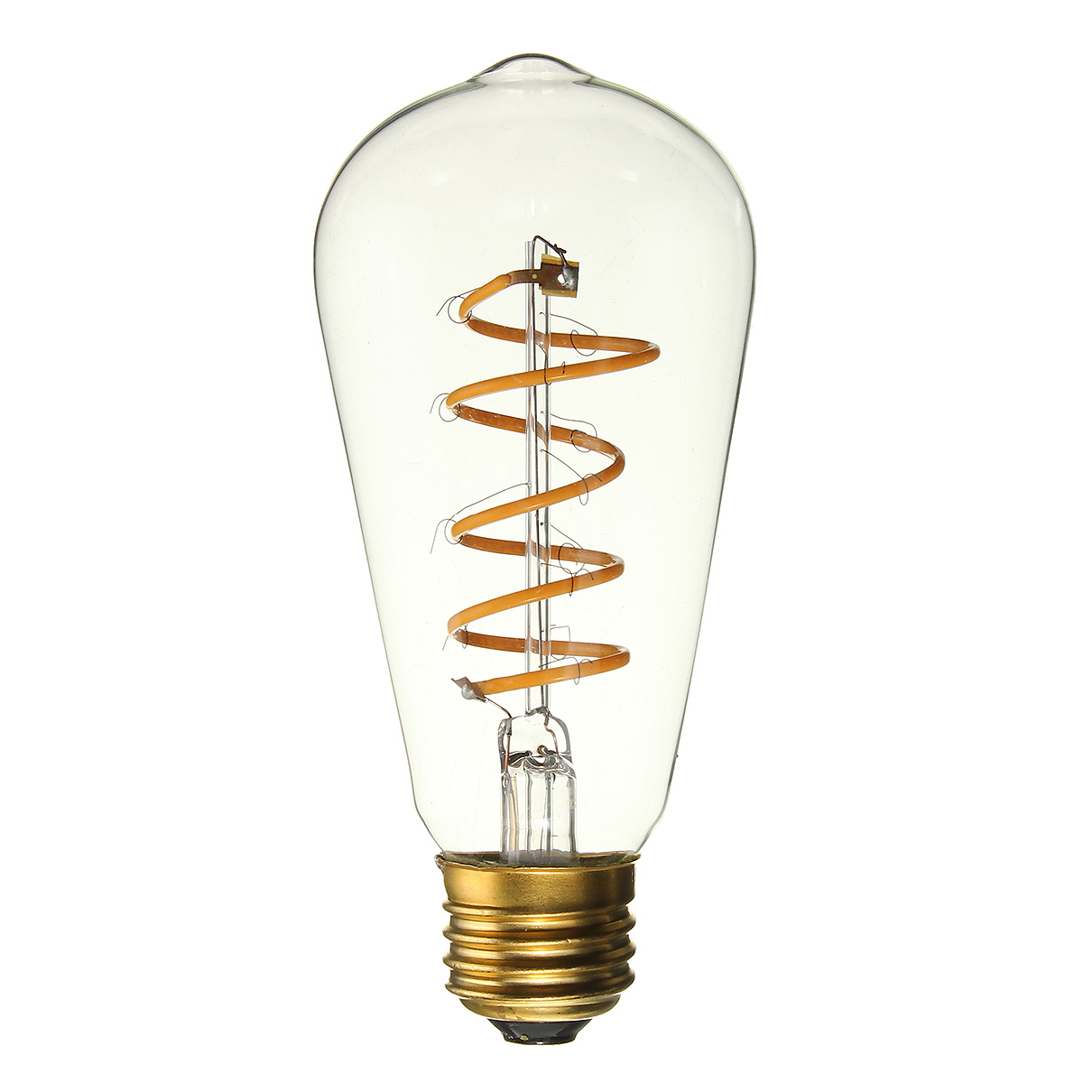 e27 dimmable cob led vintage retro industrial edison lamp indoor lighting filament light bulb. Black Bedroom Furniture Sets. Home Design Ideas
