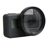 52mm 10X Magnifier Close-up Lens for Gopro Hero 5 Sports Camera Accessories