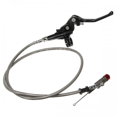 7/8inch 1.2M Hydraulic Brake Clutch Lever Master Cylinder For ATVs Motorcycle Pit Dirt Bike