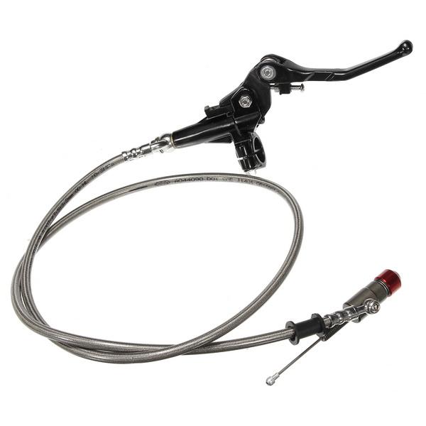 Dirt Bikes For Hydraulic Cylinders : Inch m hydraulic brake clutch lever master cylinder