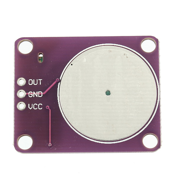 CJMCU-0101 Single Channel Inductive Proximity Sensor Switch Button Key Capacitive Touch Switch Module For Arduino