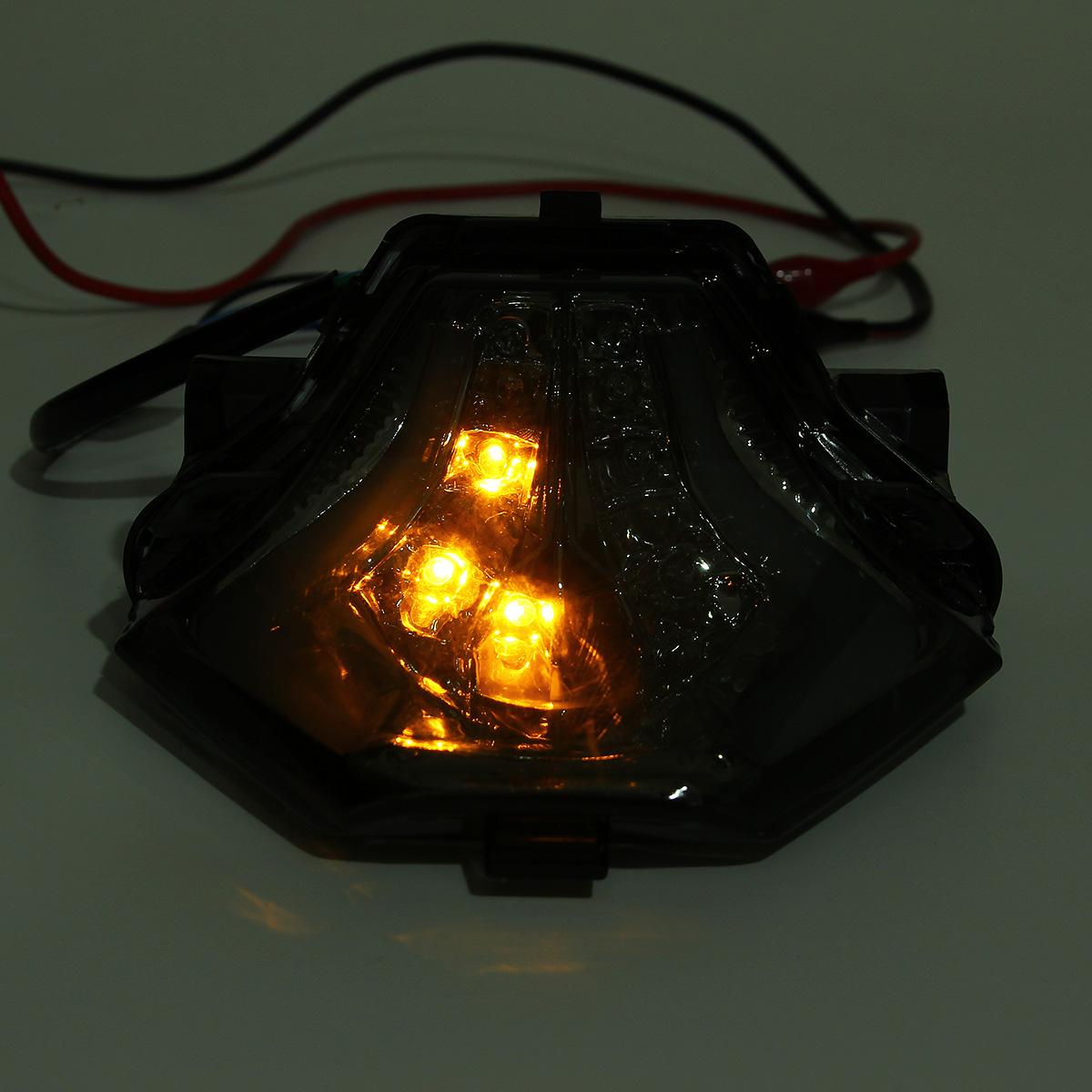 Yamaha R Integrated Tail Light