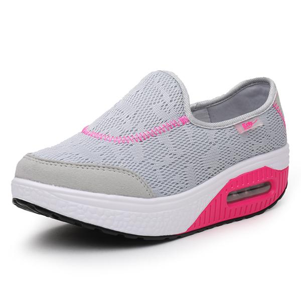 Maille Chaussures À Semelle Culbuteurs Zw9tK