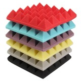 Soundproof Foam Sound Stop Acoustic Absorption for Studio 250x250x50mm