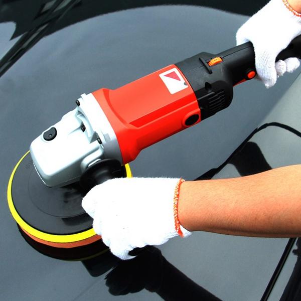 18pcs 3 inch Polishing Sponge Buffer Pad M14 Drill Adapter Kit Polishing  Kit Set For Car Auto