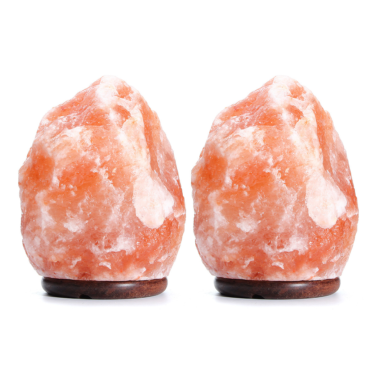Rock Salt Lamps Reviews : 30x18CM Natural Himalayan Ionic Air Purifier Rock Crystal Salt Lamp Table Night Light Alex NLD